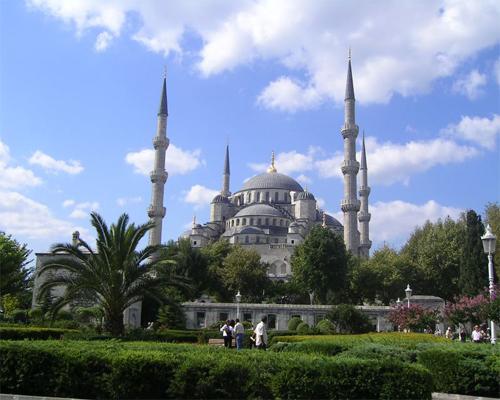 Mesjid Biru Turki