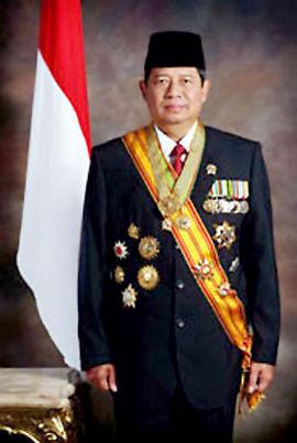 Biodata Presiden ke 6 RI Susilo Bambang Yudhoyono