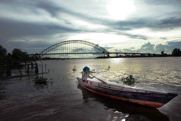Jembatan Rumpiang Marabahan