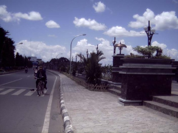 Taman Siring Martapura