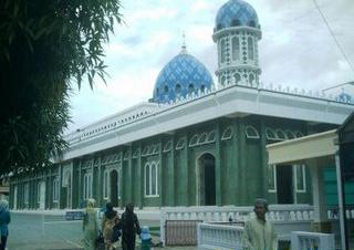 Musholla Arraudhan  (pengajian Guru Sekumpul)