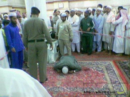 Wafat saat sujud di Masjidil Nabawi