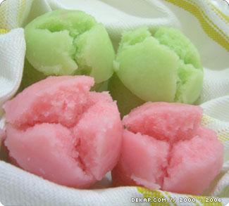 Kue Mangkok Tape Singkong
