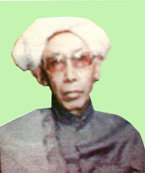 ALM. KH. Muhammad Syarwani Abdan (Guru Bangil)