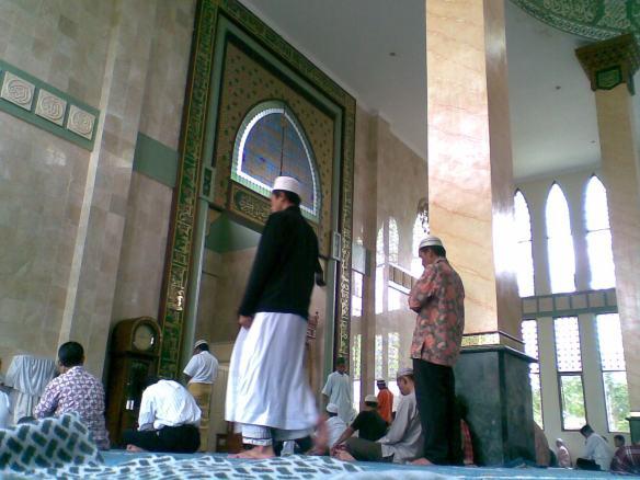Dalam Mesjid Assaadah
